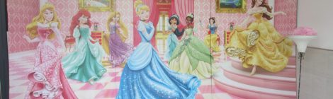 Royal Princesses Tea Party with Crafts